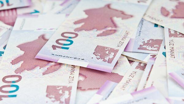 Национальная валюта Азербайджана — манат. Архивное фото