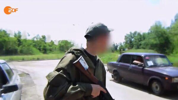 Кадр из документального фильма Человек власти — Путин