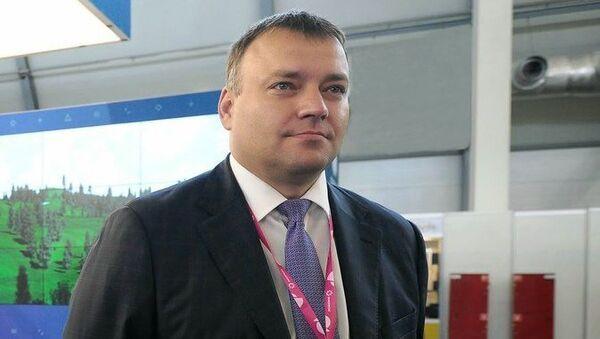 Генеральный директор ОПК Александр Якунин. Архивное фото