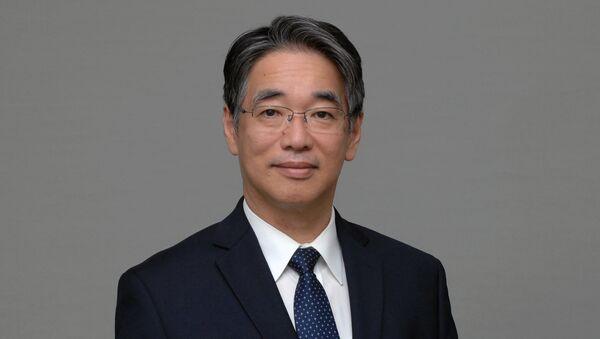 Посол Японии в России Тоехиса Кодзуки. Архивное фото