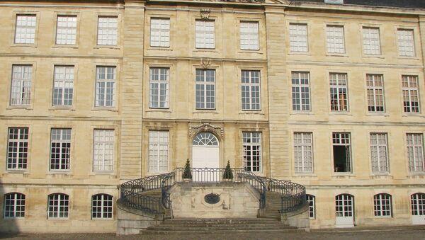 Здание аббатства Святого Ремигия, сейчас — музей Сен-Реми. Архивное фото.