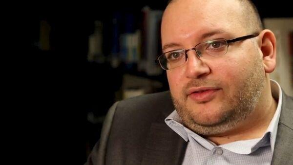 Корреспондент газеты Вашингтон пост Джейсон Резаян