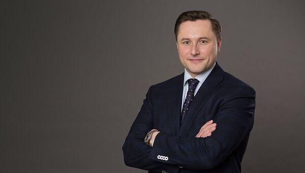 Генеральный директор холдинга Технодинамика Максим Кузюк