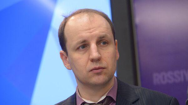 Богдан Безпалько, политолог, член Совета по межнациональным отношениям при Президенте России