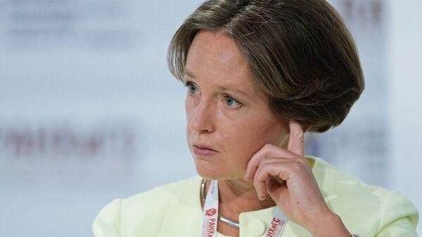 Генеральный директор Аналитического кредитного рейтингового агентства Екатерина Трофимова. Архивное фото