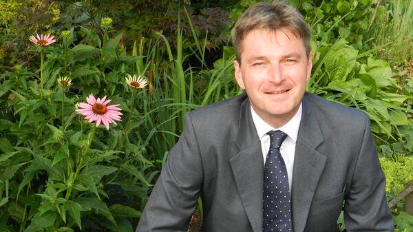 Член международного комитета палаты общин парламента Великобритании, консерватор Дэниэл Кочински