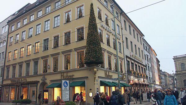 Мюнхен в рождественские дни. Архивное фото
