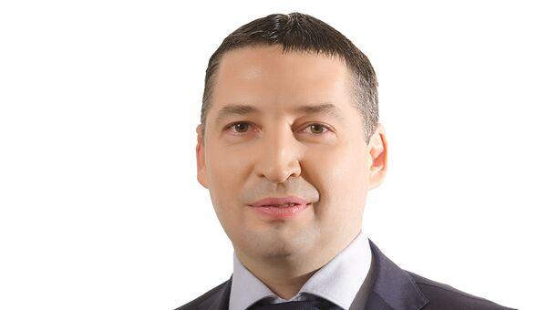 Генеральный директор Военно-промышленной компании Александр Красовицкий