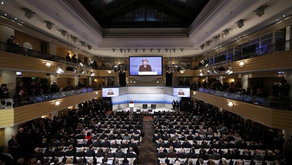 Конференция по безопасности в Мюнхене, архивное фото