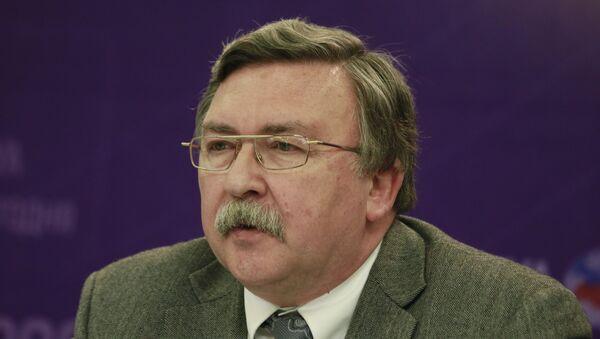 Директор Департамента по вопросам безопасности и разоружения МИД России Михаил Ульянов. Архив