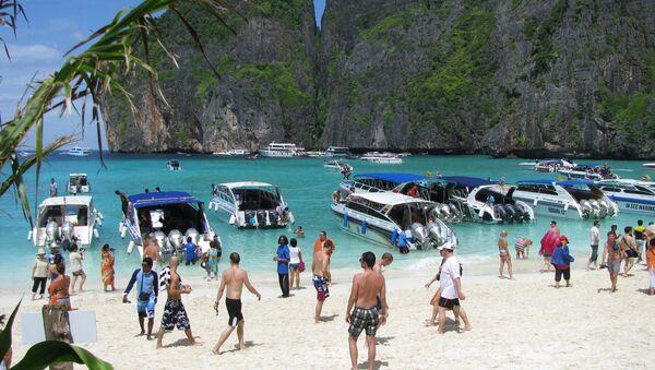 Остров Пхи-пхи. Тайланд