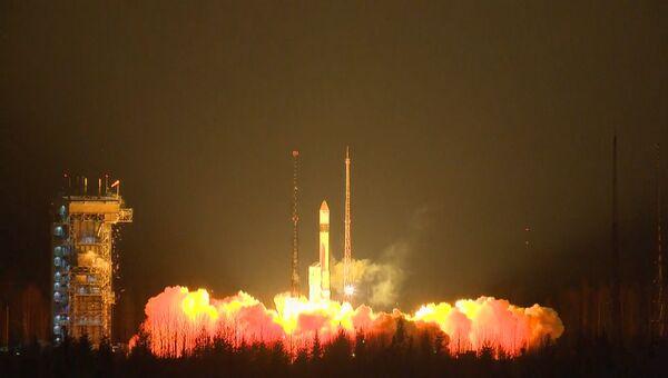 Старт ракеты-носителя Рокот. Архивное фото