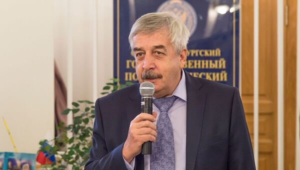 Первый проректор Санкт-Петербургского политехнического университета Петра Великого Владимир Глухов