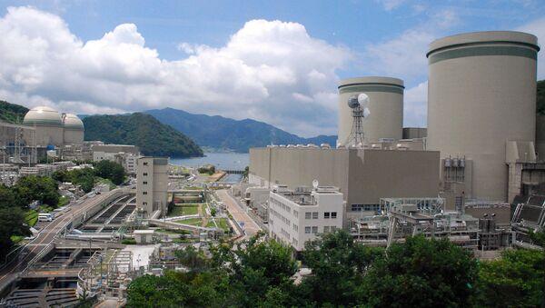 АЭС Такахама в префектуре Фукуи. Архивное фото