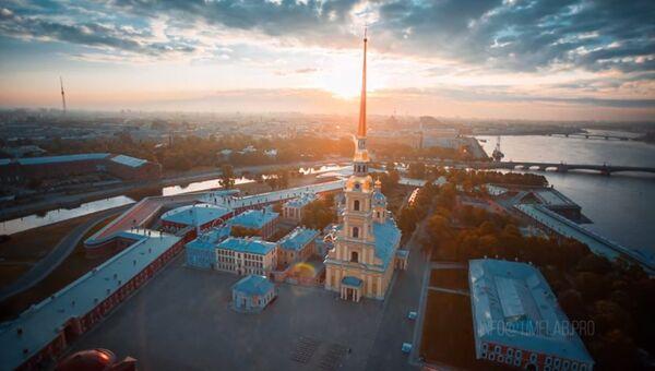Волшебство Санкт-Петербурга