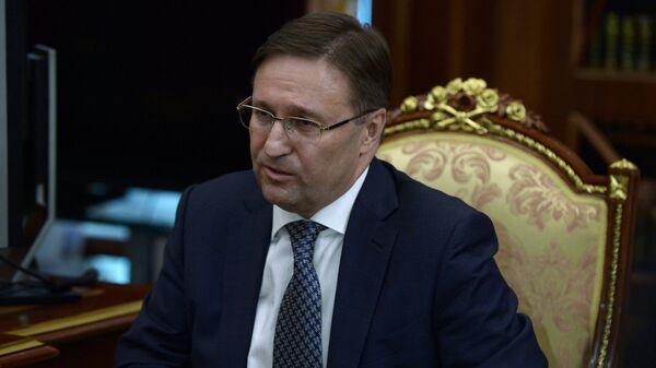 Глава Ростехнадзора Алексей Алешин