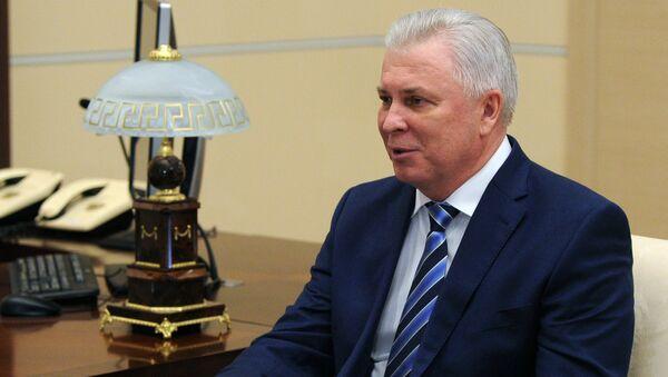 Глава Республики Бурятия Вячеслав Наговицын. Архивное фото