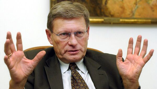 Лешек Бальцерович. Архивное фото