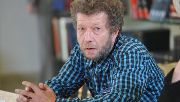 Поэт и писатель Андрей Усачев. Архивное фото