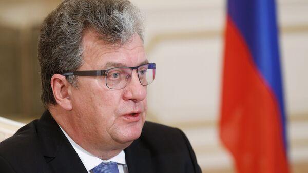 Первый заместитель главы аппарата правительства РФ Сергей Приходько