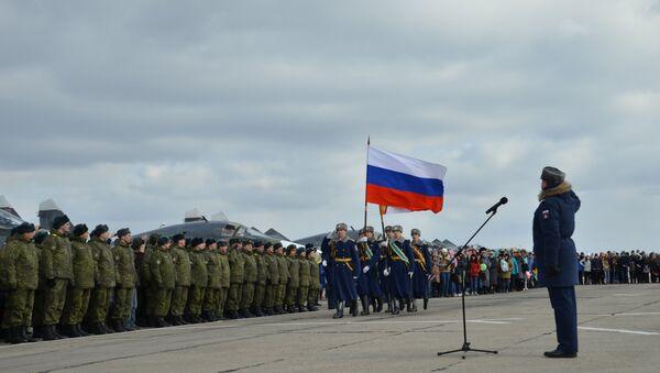 ВКС России. Архивное фото