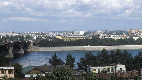 Города России. Иркутск