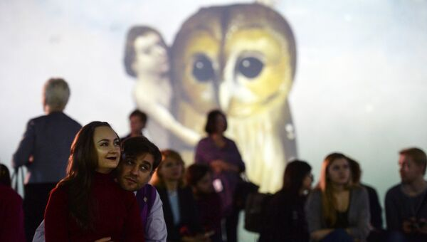 Мультимедийная выставка Босх. Ожившие видения