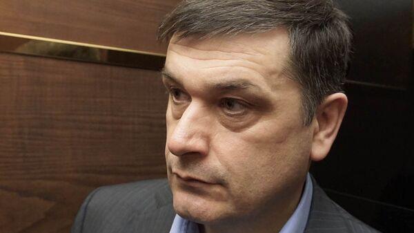 Депутат Адальби Шхагошев