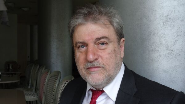 Евродепутат Нотис Мариас. Архивное фото