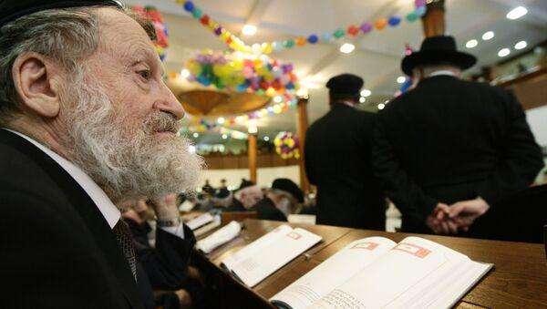 Представители еврейской общины. Архивное фото