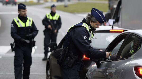Полиция в Бельгии