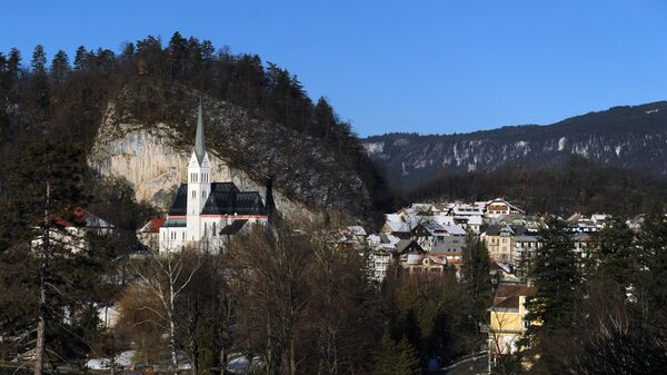 Зарубежные страны. Словения