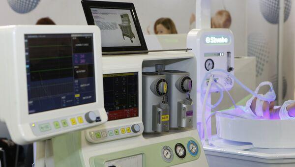 Брянский перинатальный центр получит медоборудование Швабе