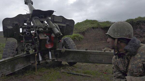 Азербайджанский военный