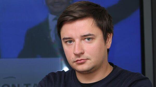 Руководитель интернет-редакции RT Кирилл Карнович-Валуа