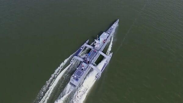 Беспилотный корабль ACTUV