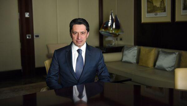 Гендиректор Уралвагонзавода Олегом Сиенко