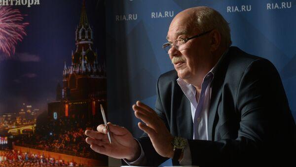 Директор фестиваля Спасская башня Сергей Смирнов. Архивное фото