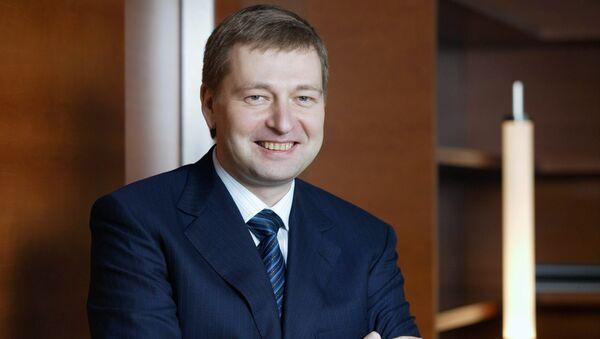 Дмитрий Рыболовлев. Архивное фото