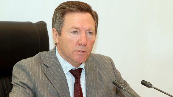 Губернатор Липецкой области Олег Королев. Архивное фото