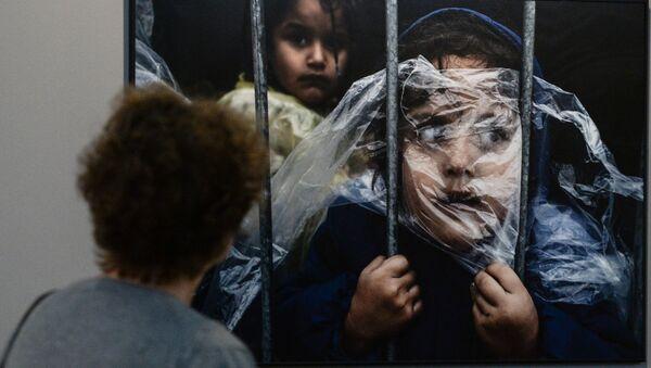 Открытие выставки Фестиваль современной фотографии на ВДНХ