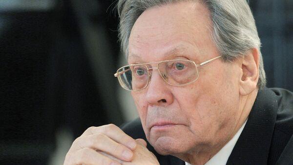 Академик Николай Лаверов. Архивное фото