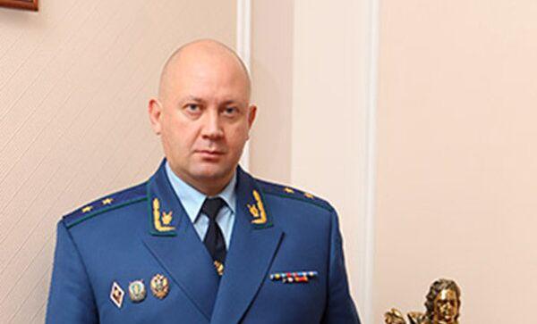 Прокурор Московской области Алексей Захаров. Архивное фото