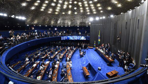 Сенат Бразилии. Архивное фото