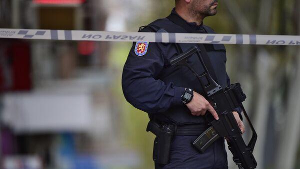 Национальная полиция Испании. Архивное фото
