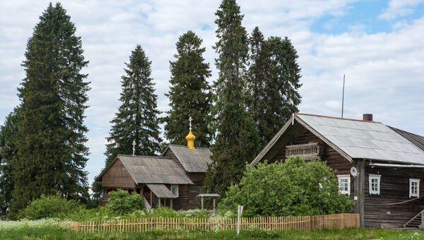 Карельская деревня Кинерма признана самой красивой деревней России