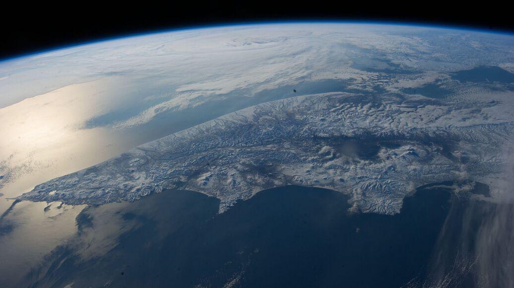 НАСА зафиксировало мощный взрыв метеорита над Беринговым морем