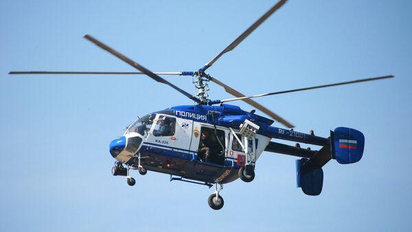 Вертолет Ка-226. Архивное фото