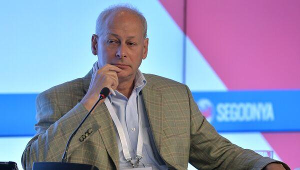 Заместитель министра связи и массовых коммуникаций РФ Алексей Волин. Архивное фото