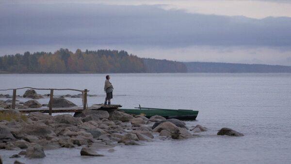 Кадр из фильма Находка